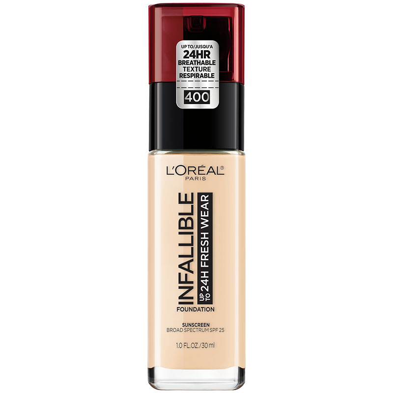 L'Oreal Infallible Up To 24H Fresh Wear Foundation - Pearl