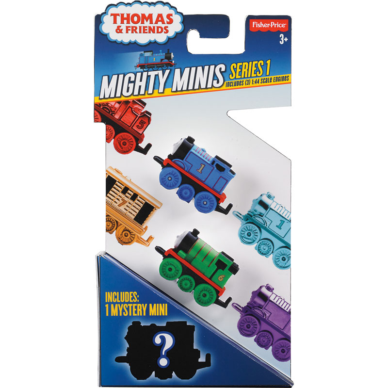 Fisher Price Thomas and Friends Minis - 3 pack - Assorted