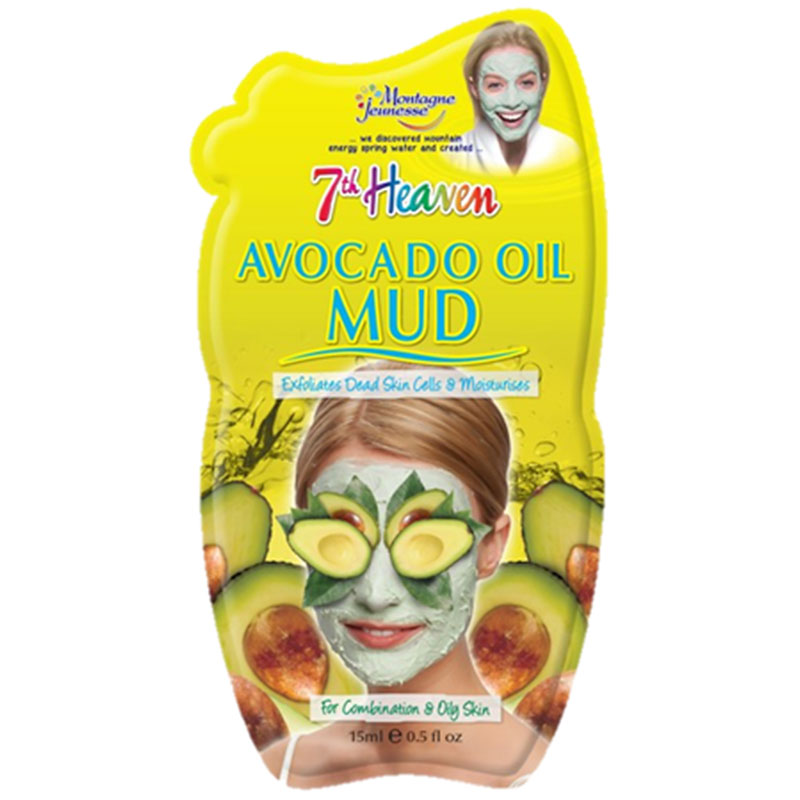 Montagne Jeunesse 7th Heaven Avocado Oil Mud Mask - 15ml
