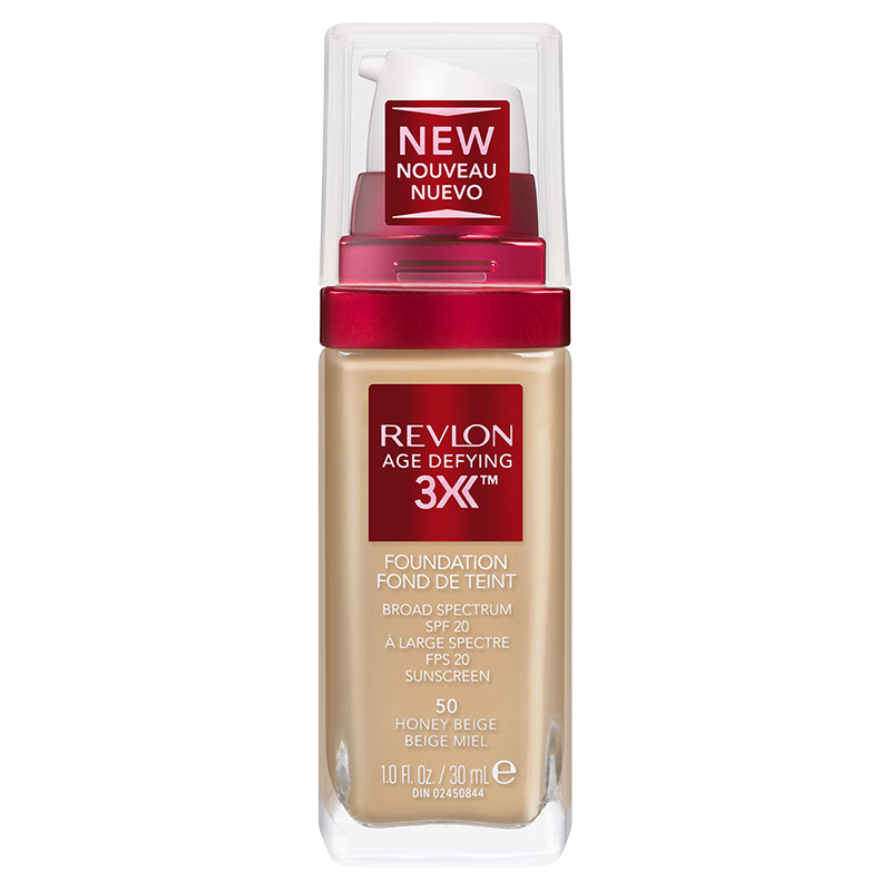 Revlon Age Defying Firming and Lifting Makeup - Honey Beige