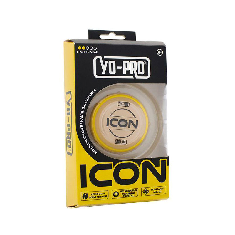 Yo-Pro Icon Rebel Yo-Yo - Assorted