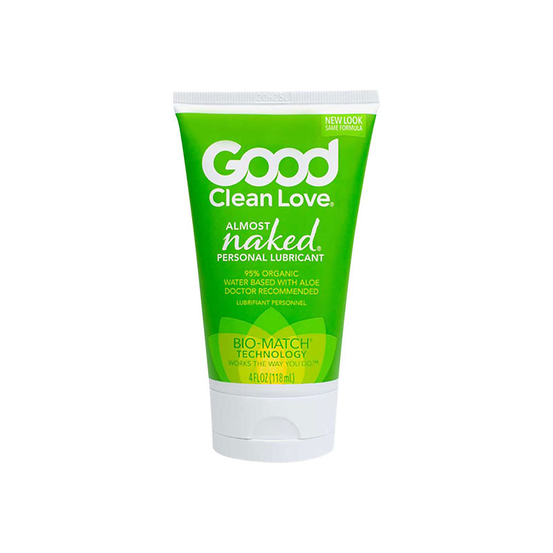 Good Clean Love Almost Naked Organic Personal Lubricant - 120ml