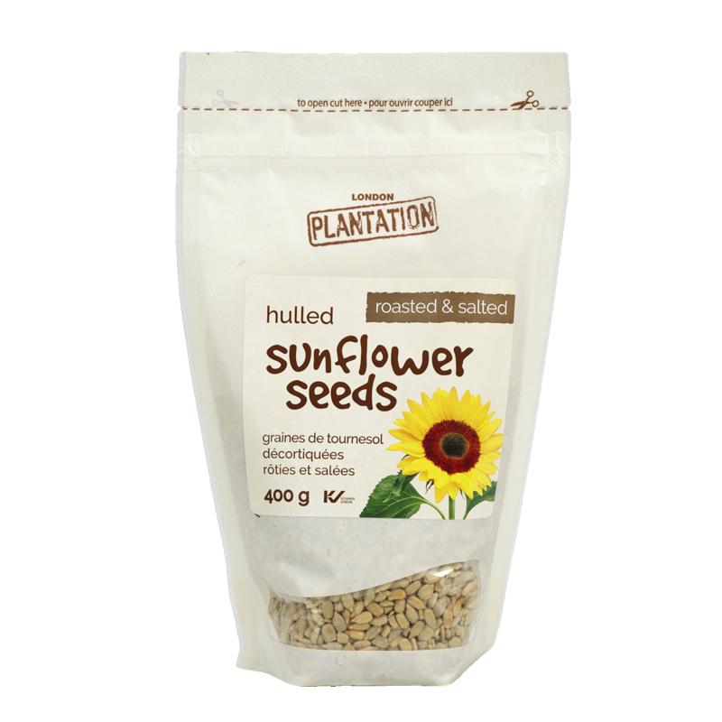 London Plantation Hulled Sunflower