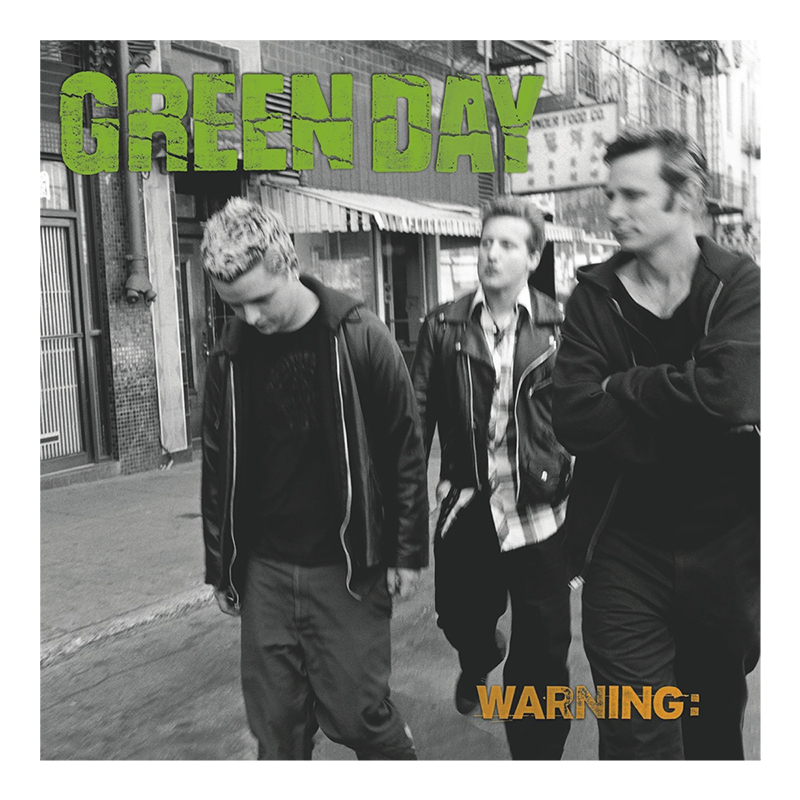 Green Day - Warning - Vinyl