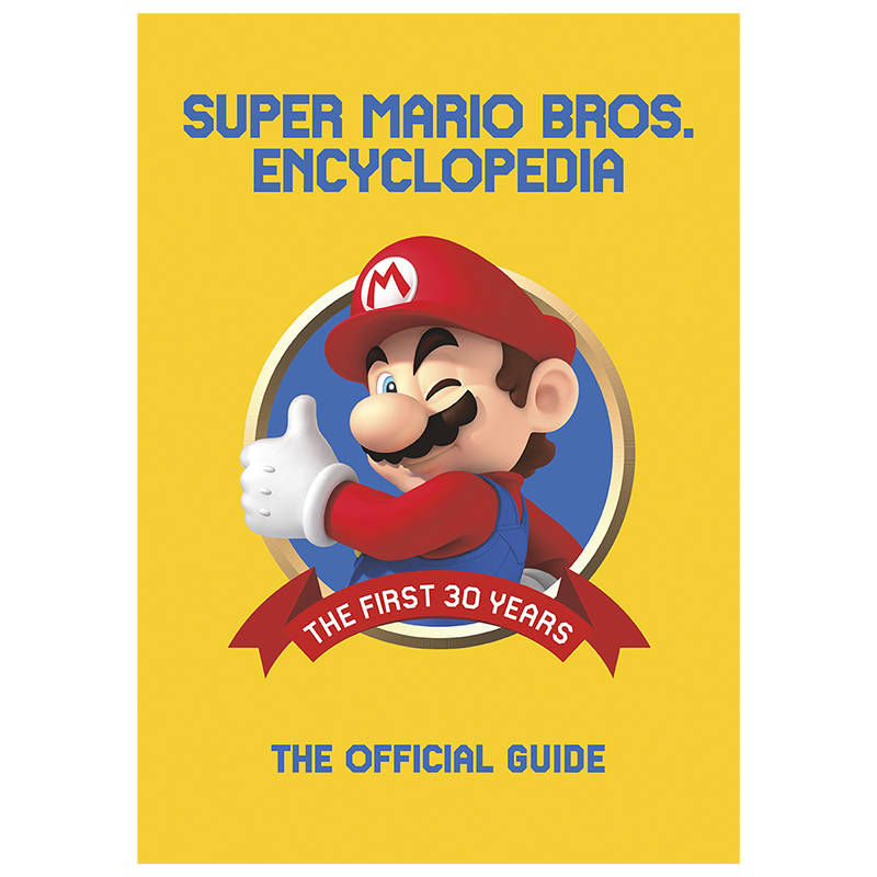 Super Mario Bros Encyclopaedia: The Official Guide
