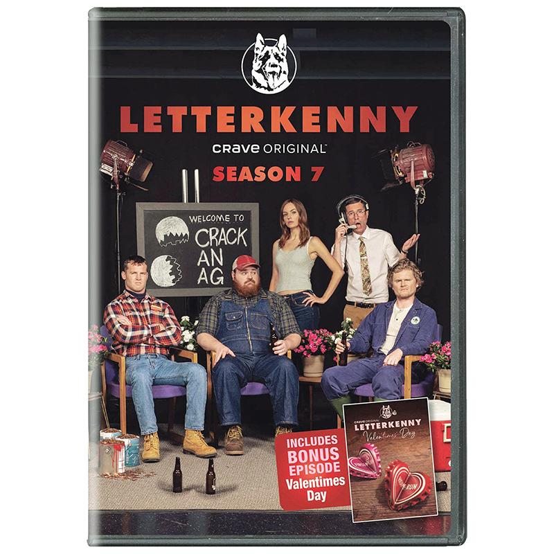 Letterkenny Christmas Special 2020 Full Specia Letterkenny: Season 7   DVD   London Drugs