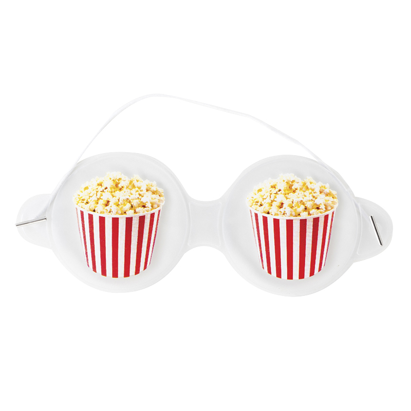 Danielle Gel Eye Mask - Pop Corn