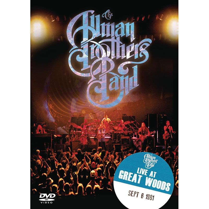The Allman Brothers Band - Live at Great Woods - DVD