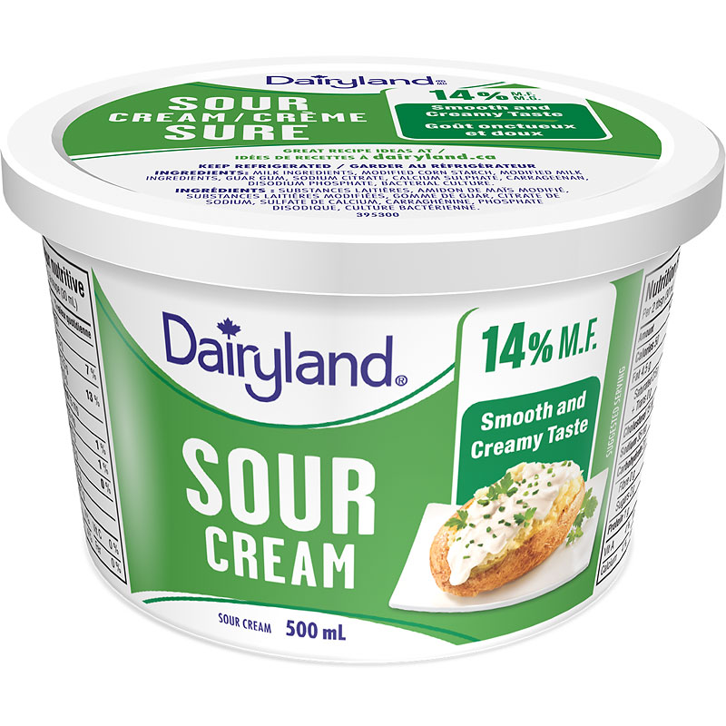 Dairyland Sour Cream  - 500ml