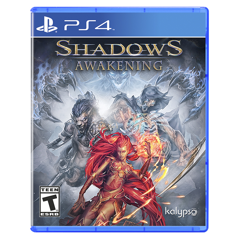 PS4 Shadows: Awakening