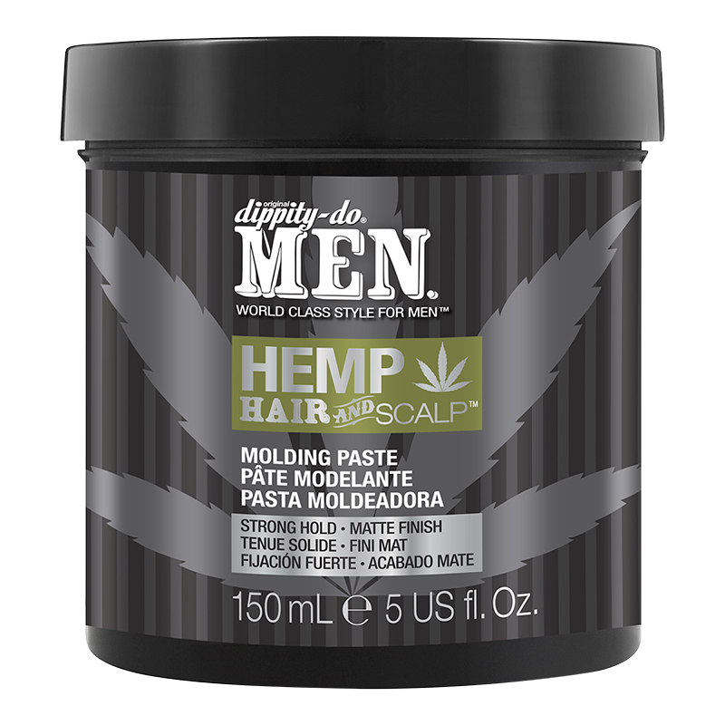 Dippity-Do Men Hemp Hair & Scalp Molding Paste - 150g