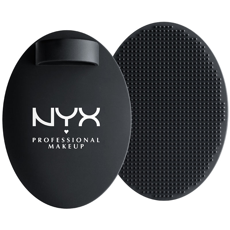 NYX Professional Makeup On The Spot Brush Cleansing Pad