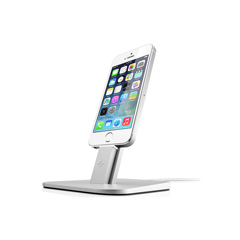 Twelve South HiRise for iPhone 5/5S - Aluminum - TS121307