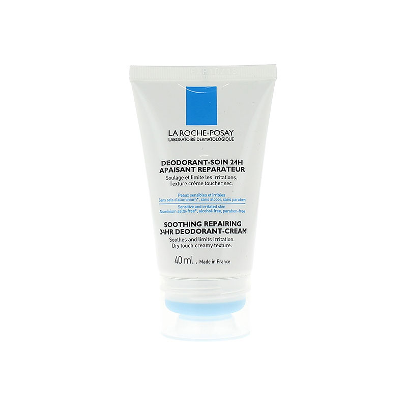 La Roche-Posay Physiological Cream Roll-On Deodorant - 40ml