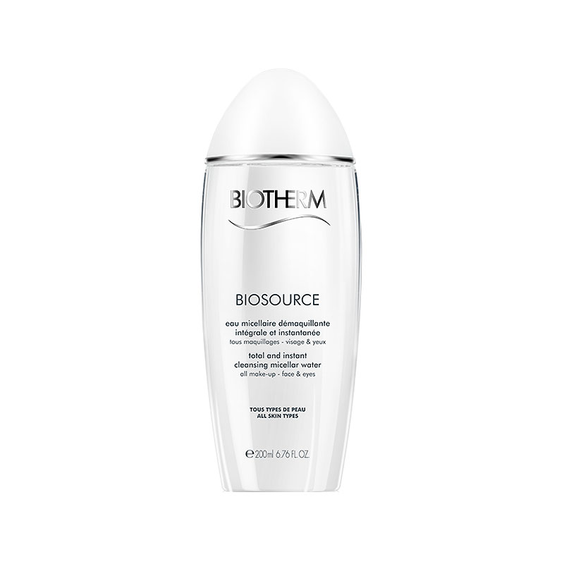 Biotherm Biosource Eau Micellar Water - 200ml