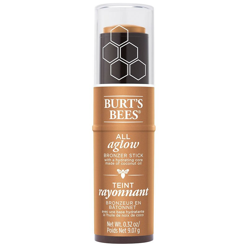 Burt's Bees All Aglow Bronzer Stick - 1605 Golden Shimmer