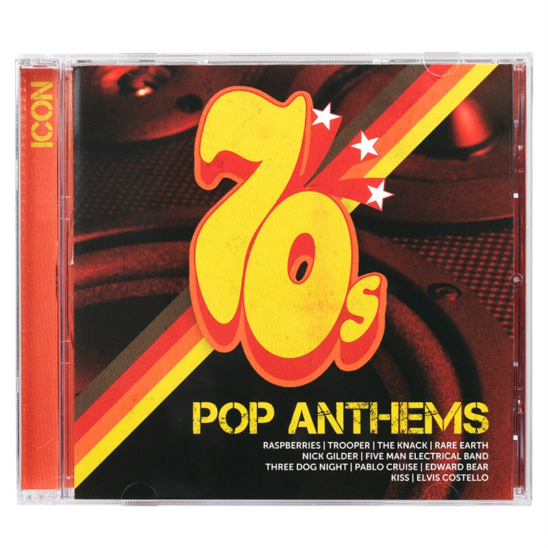 Various Artists - Icon: 70s Pop Anthems - CD