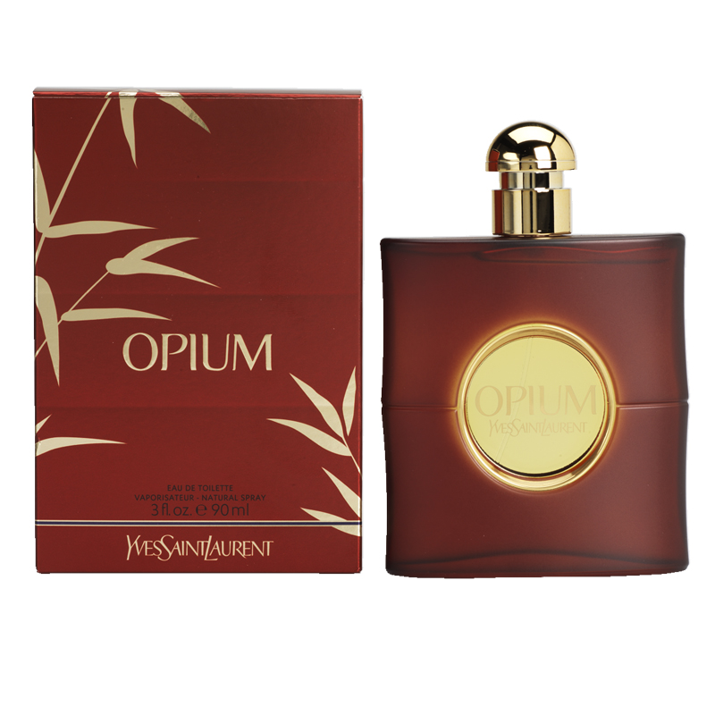 Yves Saint Laurent Opium Eau de Toilette Spray - 90ml