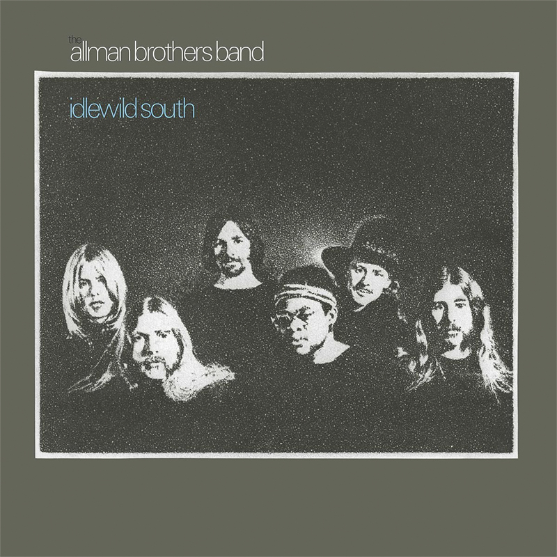 The Allman Brothers Band - Idlewild South - Vinyl