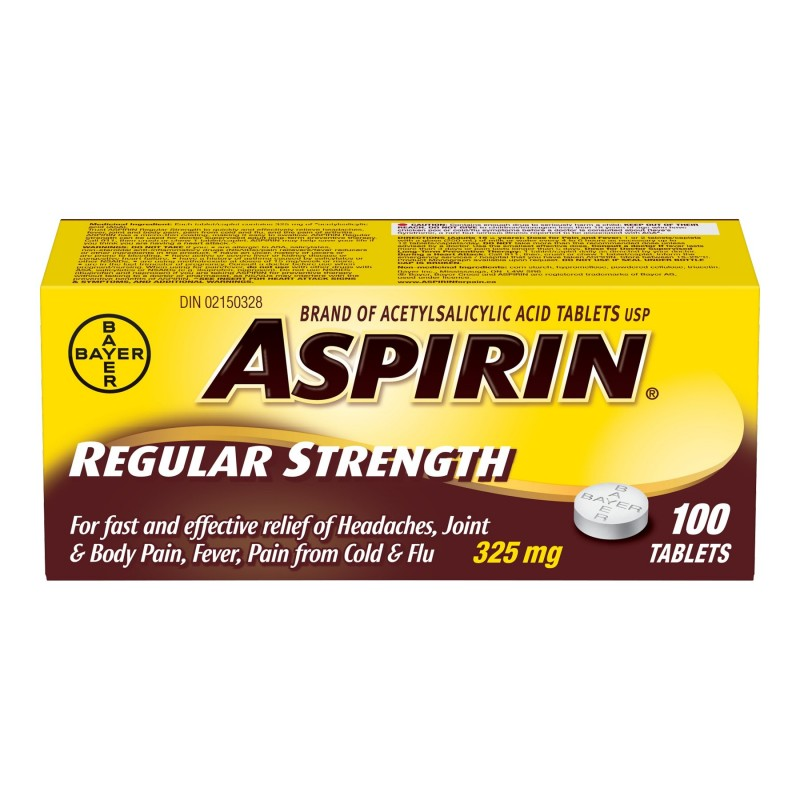 Aspirin 100 Blutverdünner