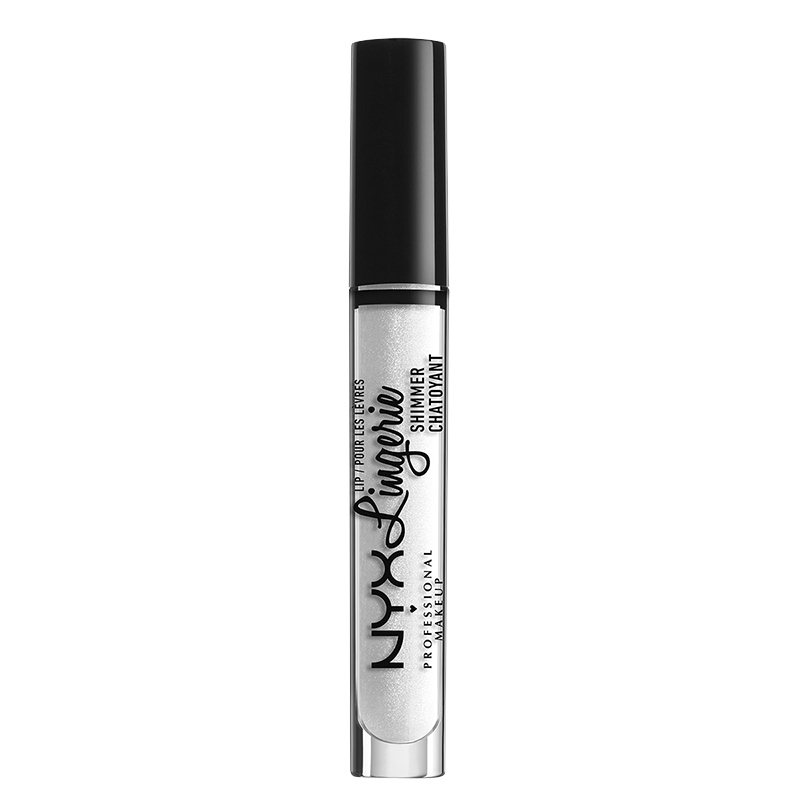 NYX Professional Makeup Lip Lingerie Shimmer Gloss - Clear Shimmer