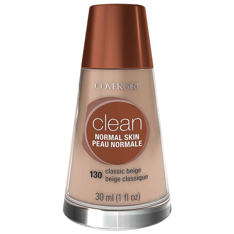 CoverGirl Clean Liquid Makeup for Normal Skin - Classic Beige