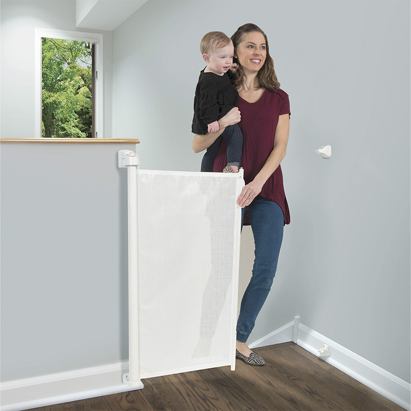 KidCo Retractable Safeway - White - G2500