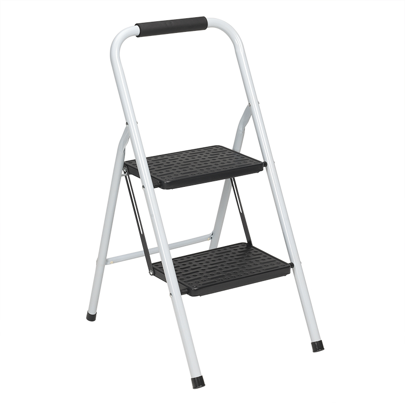 London Drugs Folding 2-Step Ladder - Black