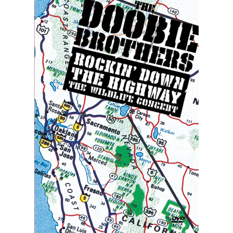 The Doobie Brothers - Rockin' Down The Highway: The Wildlife Concert - DVD