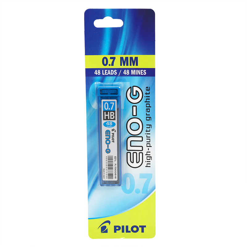 Pilot Pencil Leads - 0.7 mm - 48 pack
