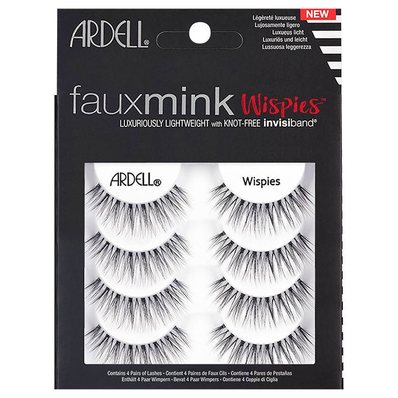63340b1ce9b Ardell Fauxmink Wispies Multipack False Lashes - 4 pack | London Drugs