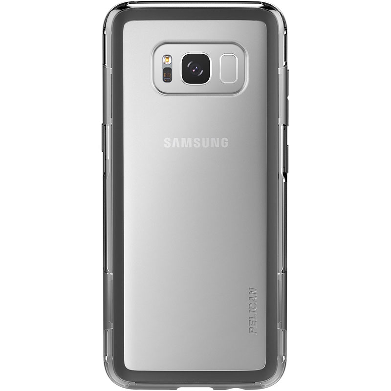 Pelican Adventure Case for Samsung Galaxy S8 - Clear - PNVOY5875CLCL