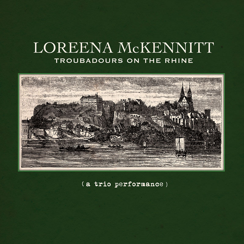 Loreena McKennitt - Troubadours On The Rhine - CD