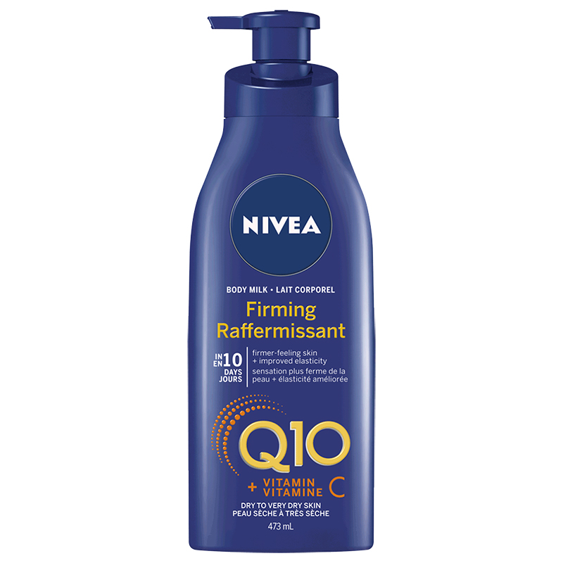 Nivea Firming Body Milk Advanced Q10 Complex - 473ml