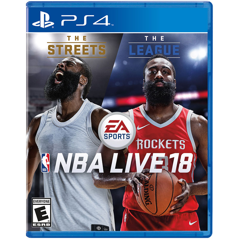 PS4 NBA Live 18 - THE ONE