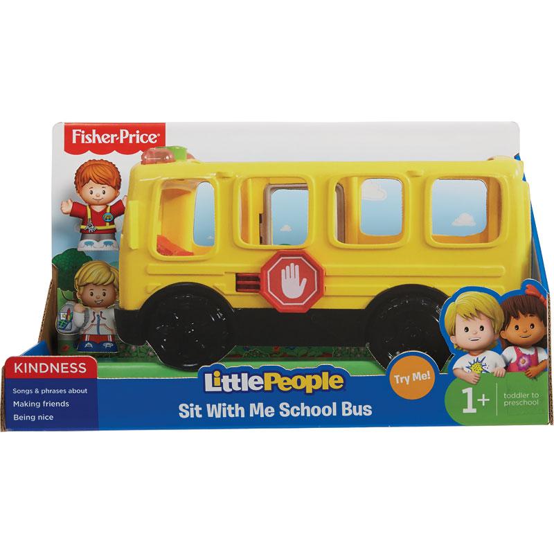 Fisher Price Little People School Bus | London Drugs