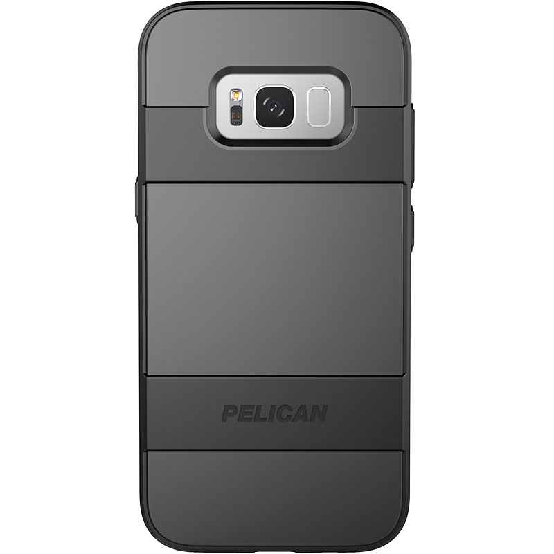 Pelican Voyager Case for Samsung Galaxy S8 - Black - PNVOY4875BKBK