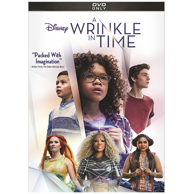 A Wrinkle In Time - DVD