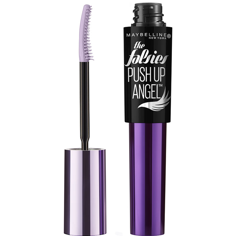 Maybelline The Falsies Push Up Angel Washable Mascara - Blackest Black
