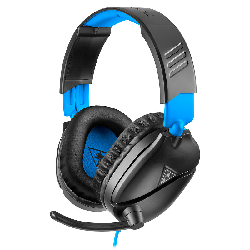 Turtle Beach Ear Force Recon 70p Gaming Headset For Ps4 Black Tbs 3555 02 London Drugs