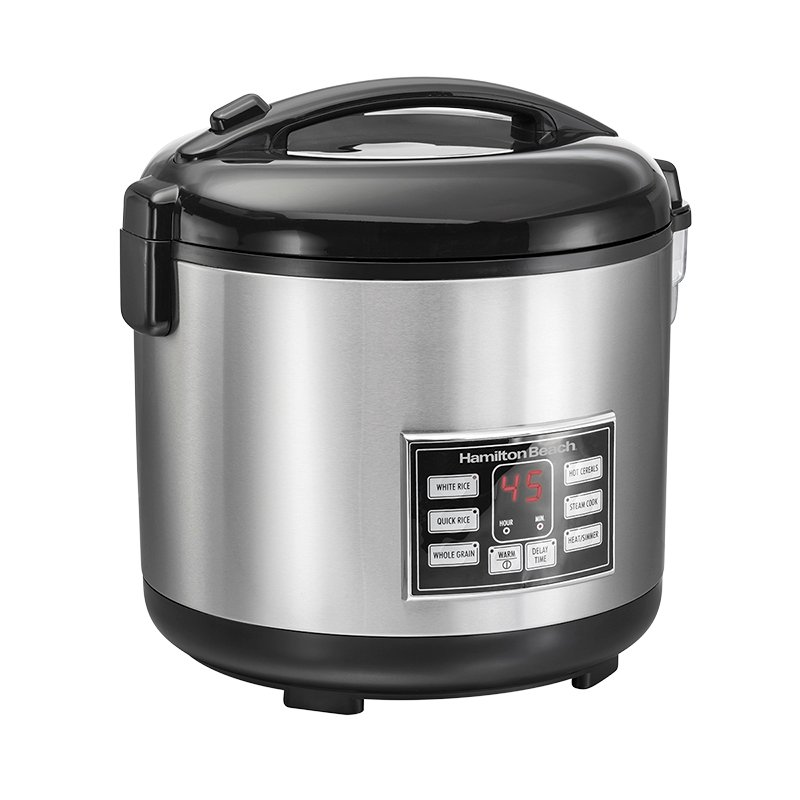 Hamilton Beach Rice/Hot Cereal Cooker - 37543C