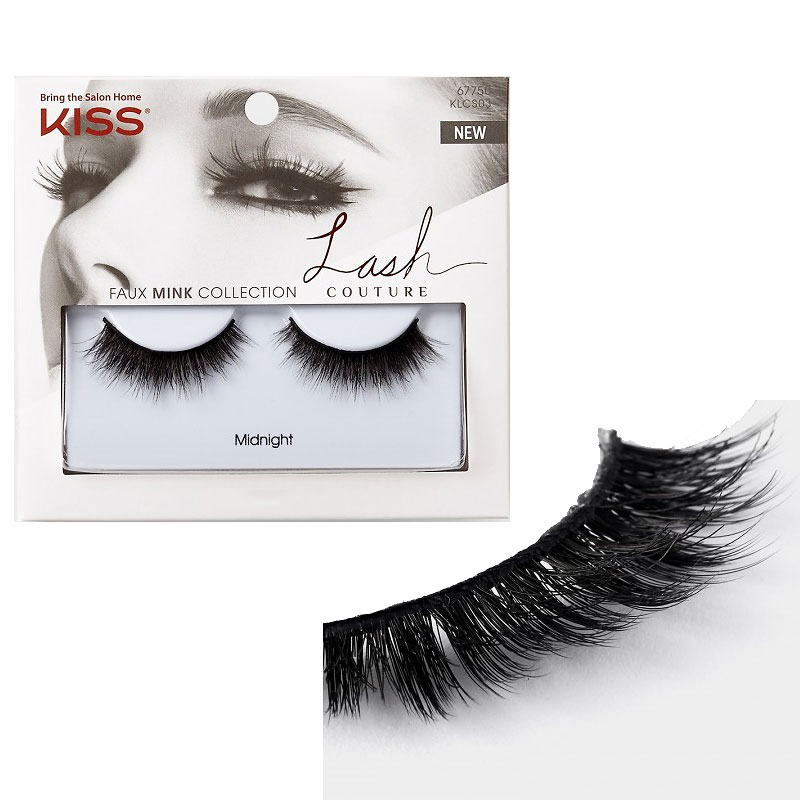 bc4eeab6984 Kiss Lash Couture Faux Mink Collection - Midnight | London Drugs