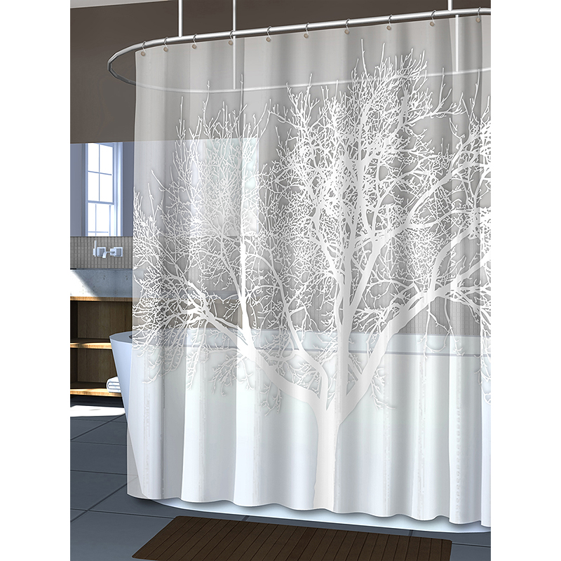 Splash Eva Shower Curtain Liner