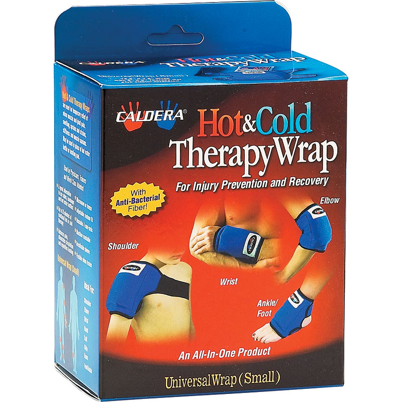 Caldera Hot & Cold Therapy Wrap - Small