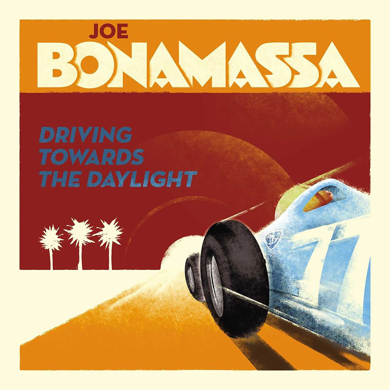 Joe Bonamassa - Driving Towards the Daylight - 2 LP Vinyl