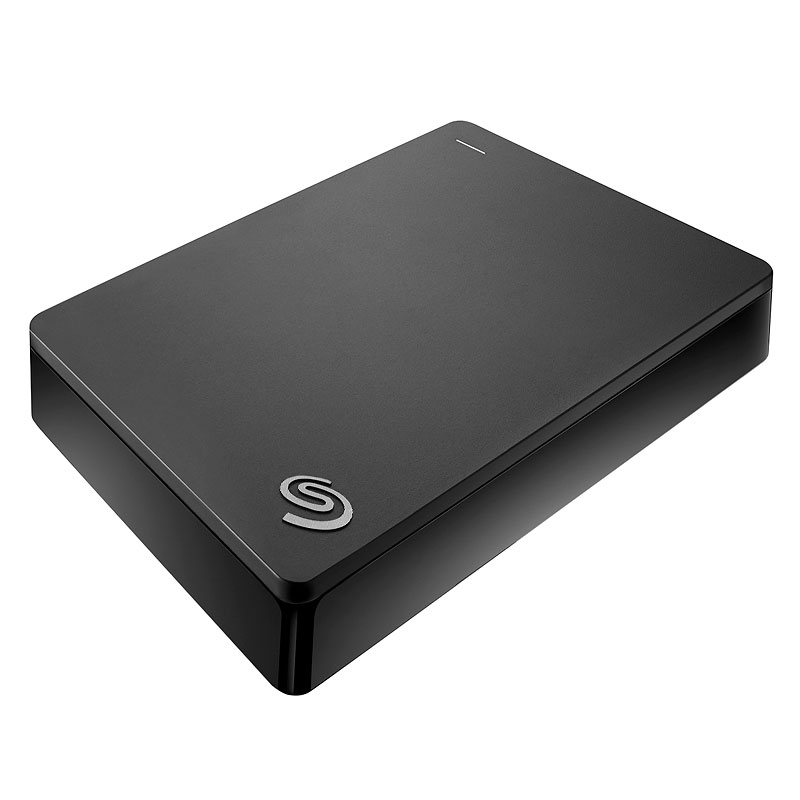 Seagate Backup Plus External Hard Drive - 4TB - STDR4000100