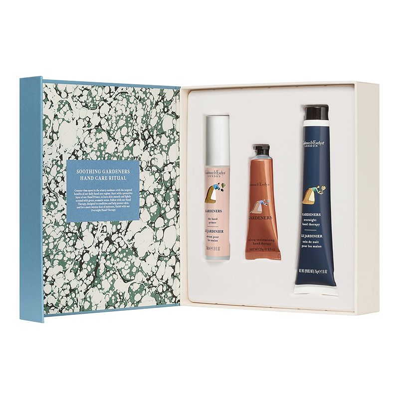 Crabtree & Evelyn Gardeners Soothing Hand Care Ritual - 3 piece