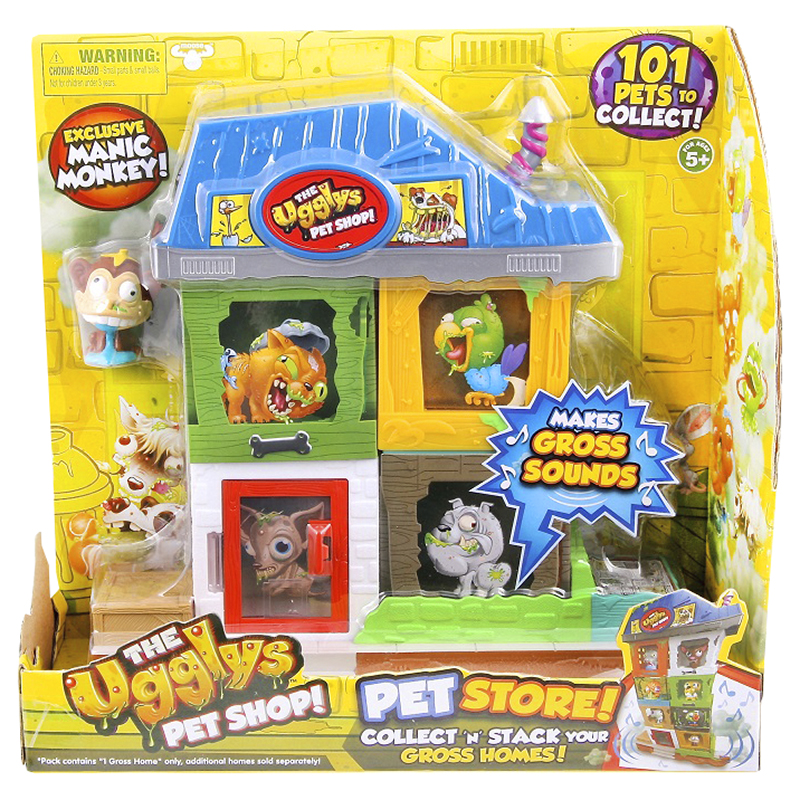 The Uggly's Pet Shop Store