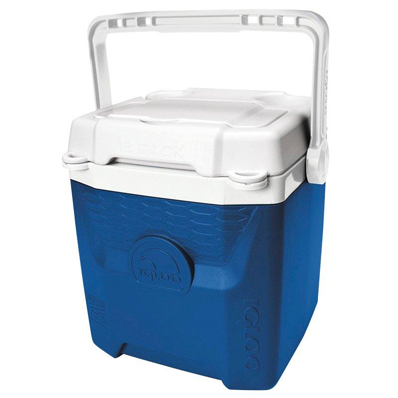 Igloo Quantum Cooler - Majestic Blue/White - 12qt