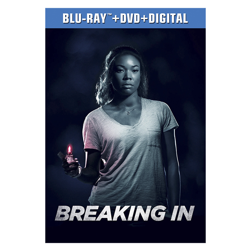 Breaking In - Blu-ray